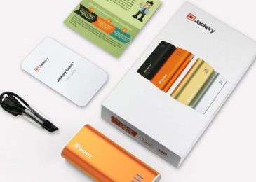 Review – Jackery Bar 6000 mAh External Battery Charger