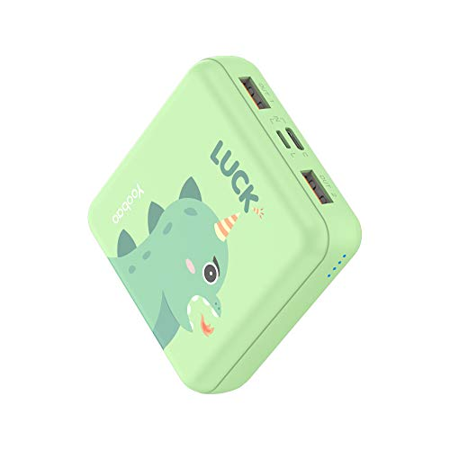 Yoobao Portable Charger 10000mAh Cute Power Bank External Battery Pack