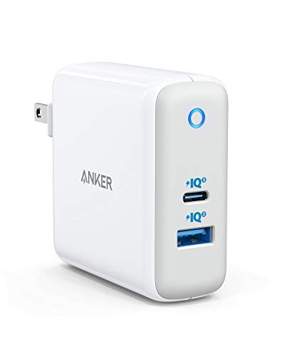 Anker 60W PIQ 3.0 & GaN Tech Dual Port Charger