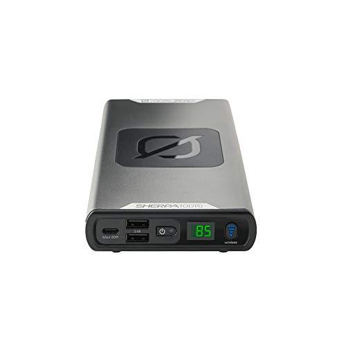 Goal Zero Sherpa 25600mAh power bank with 100 PD Qi Wireless charging