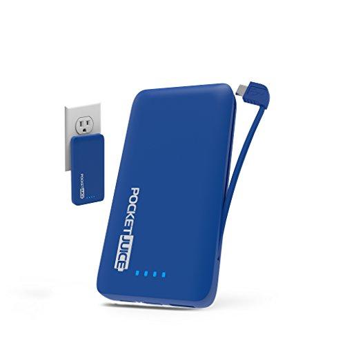 Tzumi Pocketjuice Endurance AC - Mini Portable Smart Device Battery Pack Charger - 4, 000 mAh...