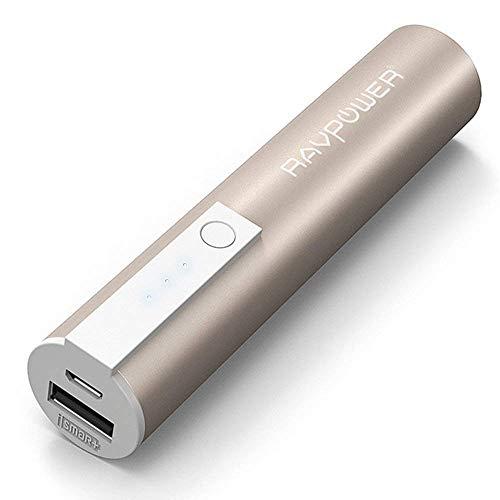 RAVPower Luster Mini 3350mAh External Battery Pack Battery Bank
