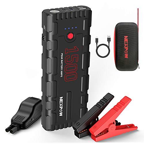 NEXPOW 21800mAh car battery starter