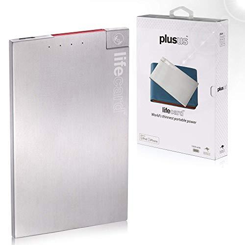 PlusUs LifeCard 1500mAh