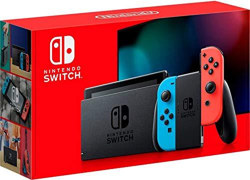 Nintendo Switch (New version)
