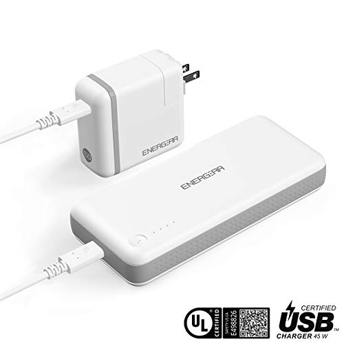 ENERGEAR 45W USB C Power Bank