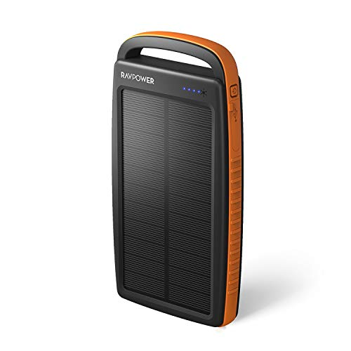 Solar Charger 20000mAh RAVPower Portable Charger