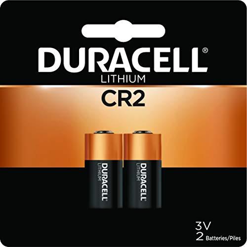 Duracell 01310- CR2 High Power Lithium Batteries