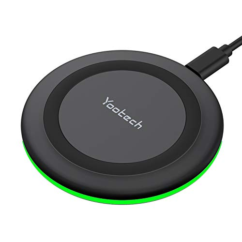 Yootech Wireless Charger Qi-Certified 7.5W