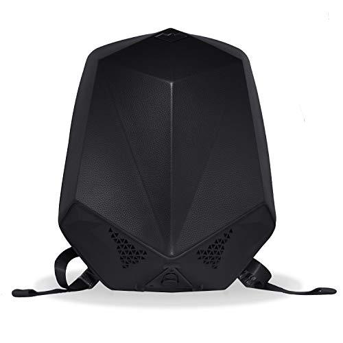 Clearon Electric bluetooth backpack speaker | Portable charger, EDR Speaker, Nylon hard-shell...