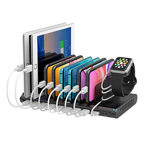 15 Best Multi Device Charging Station Organizers Reviewed