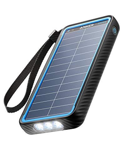 Anker PowerCore Solar Power Bank 10000mAh