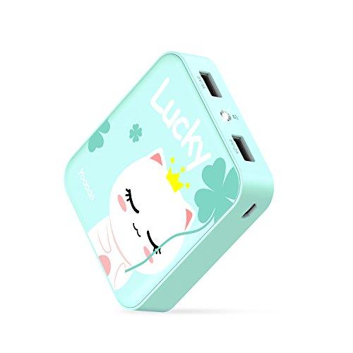 Yoobao Portable Charger 10000mAh Cute Power Bank External Battery Pack