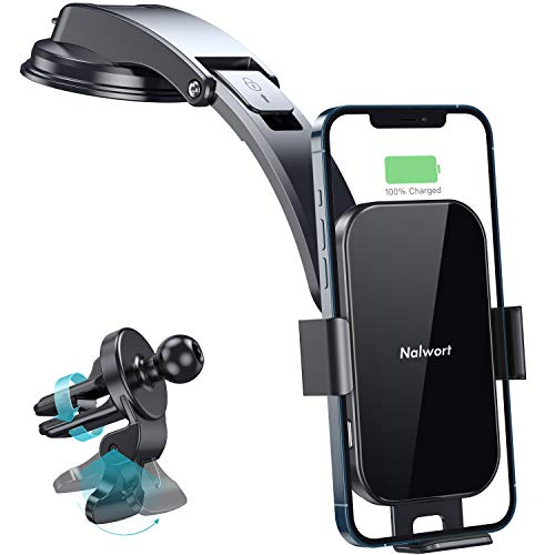 Nalwort Wireless Car Charger 15W