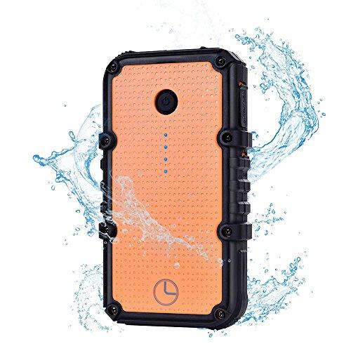 Luxtude 20000mAh Waterproof Charger