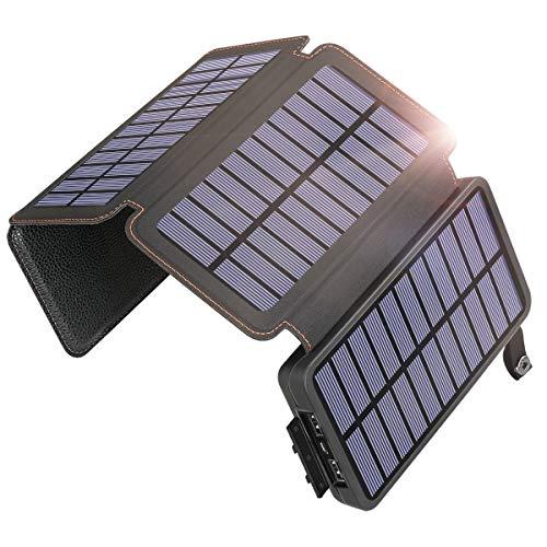 Soaraise Solar Charger 25000mAh Power Bank