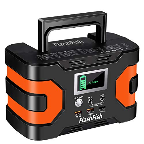 Flashfish 166Wh Portable Generator