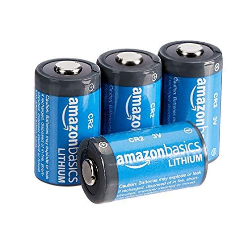 Amazon Basics Lithium CR2 3 Volt Batteries