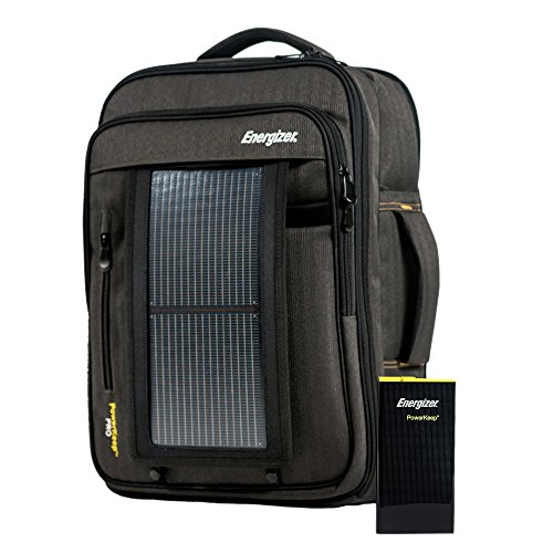 Energizer PowerKeep PRO Solar Backpack with Charger