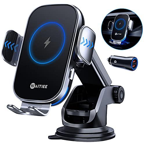 WAITIEE CW16 Wireless Car Charge