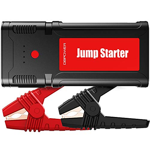 DBPOWER 21800mAh portable car jump starter