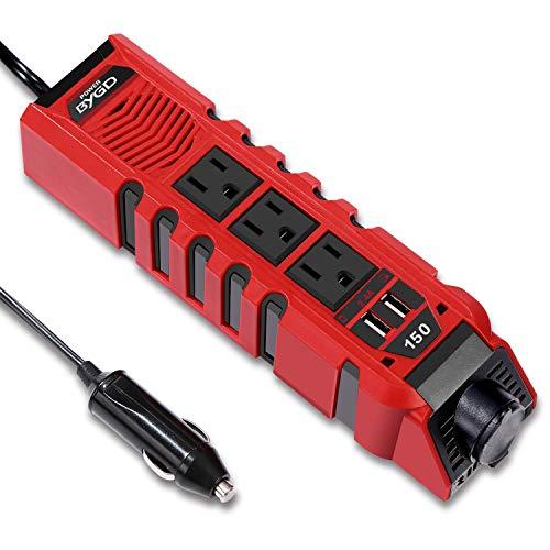 BYGD 150W Car Power Inverter
