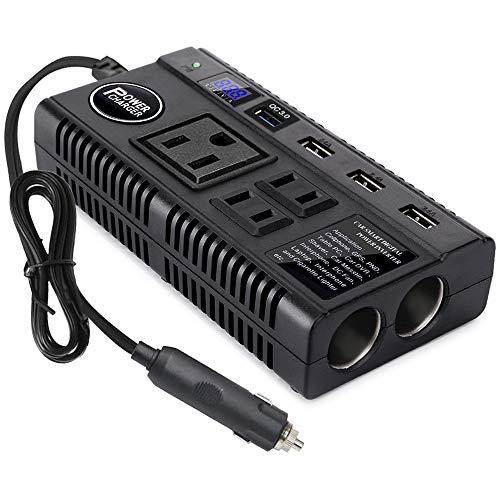 Ansee 120W Car Power Inverter