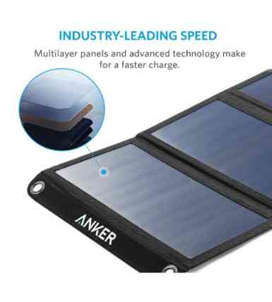 Anker 21W Dual USB Solar Charge 2