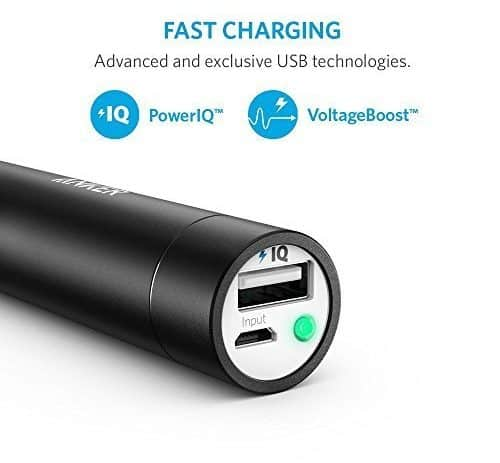 Anker PowerCore+ mini 3350mAh 5