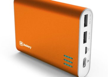 Review – Jackery Giant 12000 mAh Portable Charger
