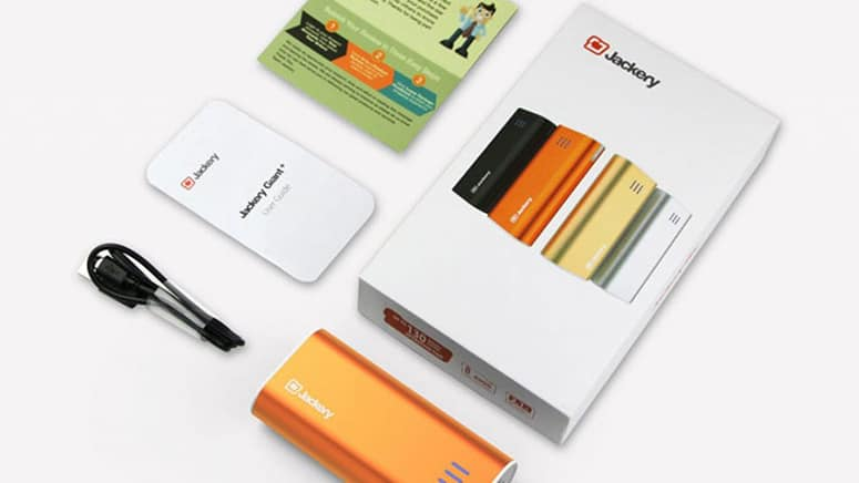 Jackery Bar 6000 mAh External Battery Charger 16