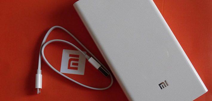Xiaomi Power Bank 20000mAh 3