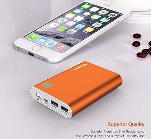Jackery Giant 12000 mAh 3