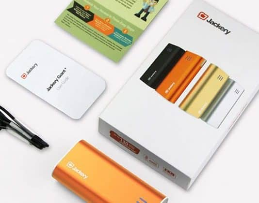 Jackery Bolt 6000mAh 6