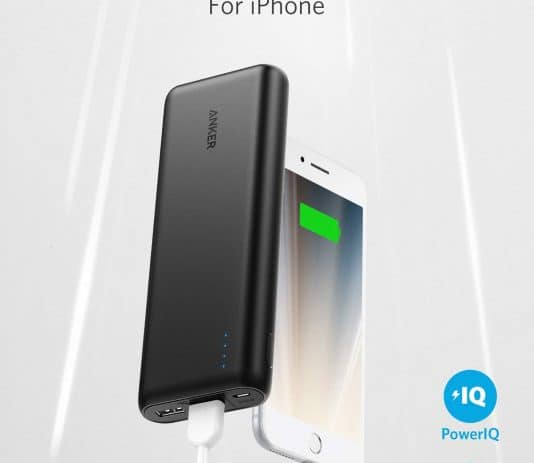 Anker PowerCore 20100mAh technology