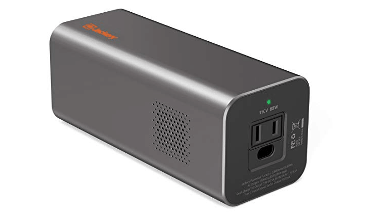 Jackery PowerBar 20800mAh – with AC Outlet