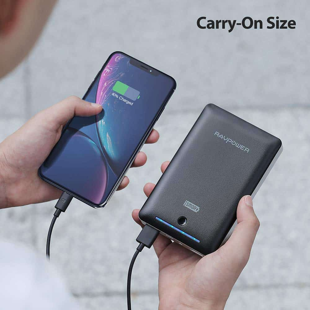 RAVPower 16750mAh Portable Charger - Power Bank Expert