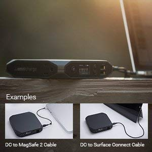 Omni 20: 20,400 mAh AC/DC Power Bank from Omnicharge 4