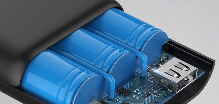 Anker PowerCore 10000mAh batteries
