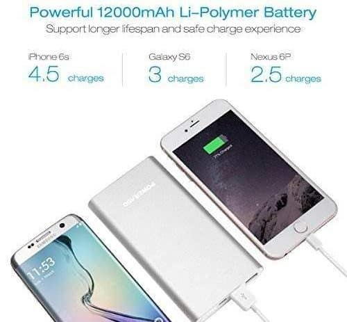 POWERADD Pilot 4GS 12000mAh 5