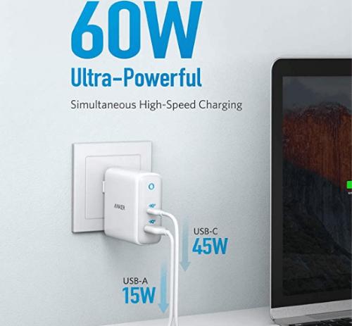 Anker PowerPort 60W