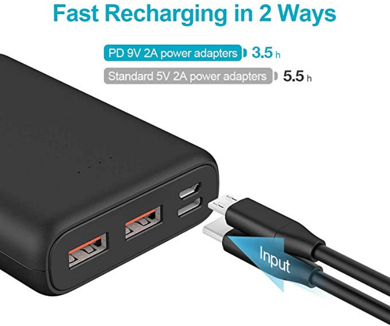 Charmast fast charging