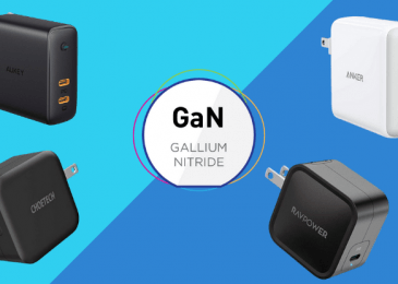 GaN Wall Chargers