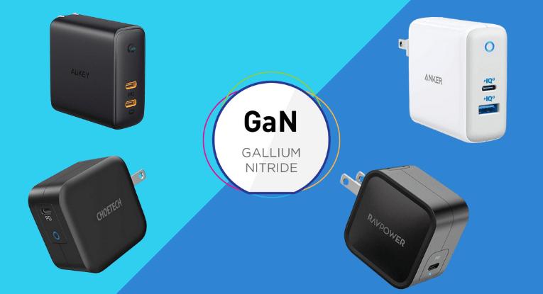 Some of the best GaN wall chargers