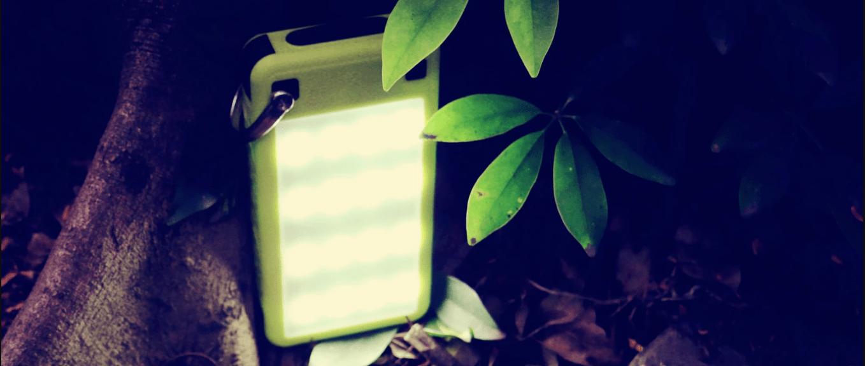 ZeroLemon backpacking power bank