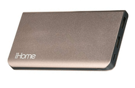 iHome Portable Charger 6000mAh