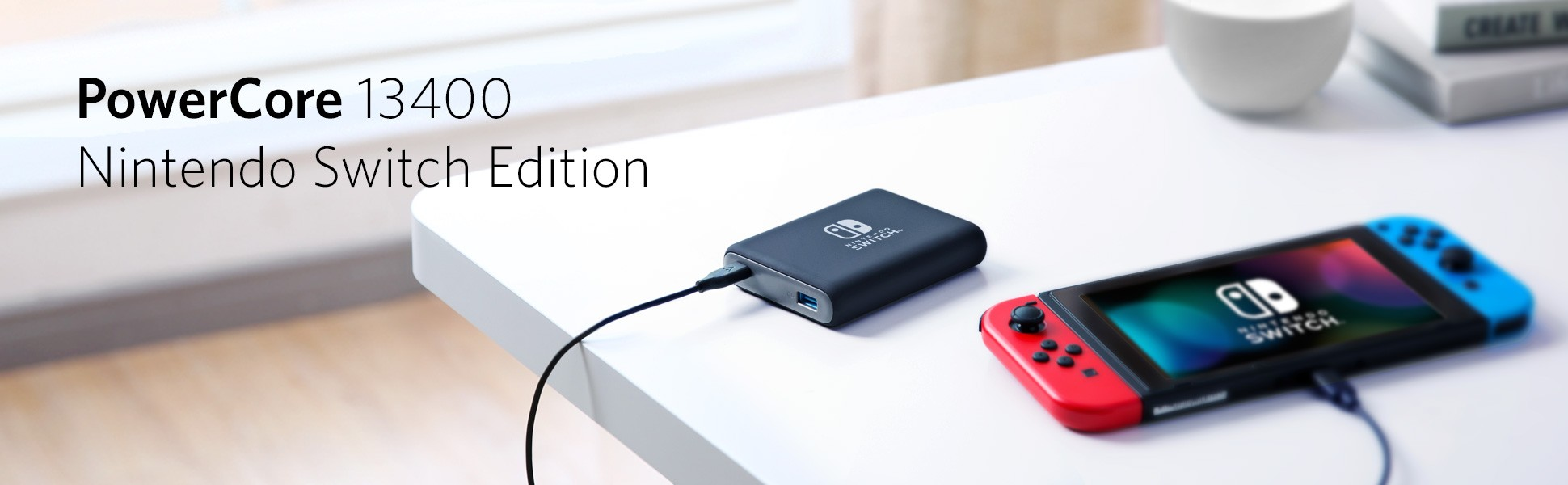 Anker Nintendo Switch Power Bank