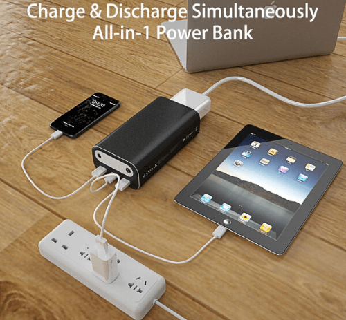 MAXOAK AC power bank