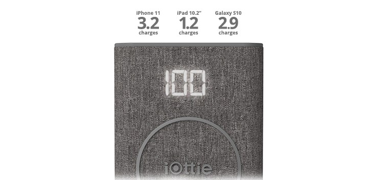 iOttie iON charges
