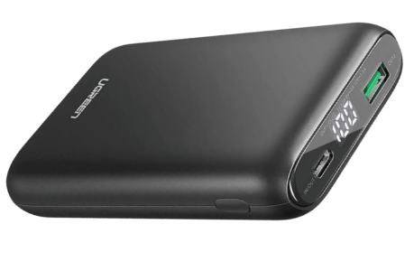 power bank with pass through charging